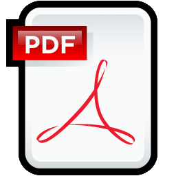 Adobe PDF Document icon